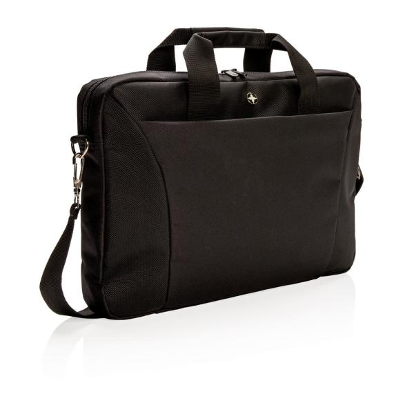 "Swiss Peak 15.4"" laptop tas"